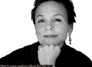 Laurie Anderson (L.Anderson Official Web Site - October 2017 A007)