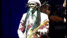 Nile Rodgers (Gran Rex - Miè 13 09 2017 Foto Paul David Focus A000)