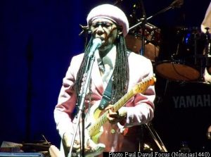 Nile Rodgers (Gran Rex - Miè 13 09 2017 Foto Paul David Focus A008)