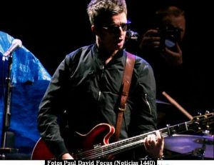 Noel Gallagher (La Plata - 10 Oct 2017 - Paul David Focus A001)