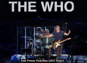The Who (La Plata - Dom 01 10 2018 - Foto Vicky Roa - AKE Music A001)