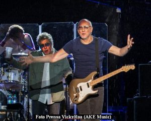 The Who (La Plata - Dom 01 10 2018 - Foto Vicky Roa - AKE Music A004)