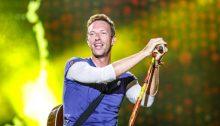 Coldplay (La Plata - 14 y 15 Noviembre 2017 - Agencia TyT Group B000)