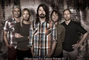 Foo Fighters (Foo Fighters Official Web Site A002)