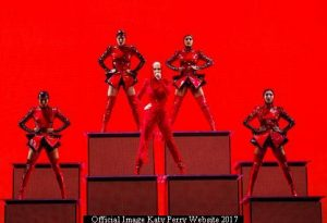 Katy Perry Tour 2018 (Katy Perry Official Website A001)