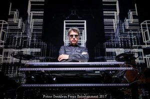 Jean Michel Jarre (Foto Fenix Entertainment Grouo A007)