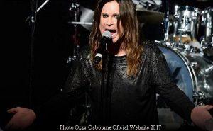 Ozzy Osbourne en Argentina 2018 (Foto Ozzy Osbourne Official Website A002)