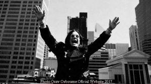 Ozzy Osbourne en Argentina 2018 (Foto Ozzy Osbourne Official Website A003)