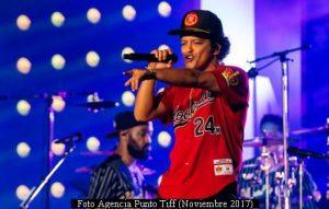 Bruno Mars (Estadio Unico La Plata - 25 11 17 - Agencia Punto Tiff 001)