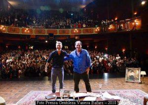 Obra Teatral Un Rato Con El (foto gentileza prensa Vanesa Bafaro A007)