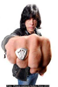Marky Ramone (Foto Prensa Indigo Press A002)