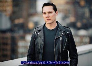 DJ Tiesto (Lollapalooza Arg 2019 - Foto TyT Group A001)