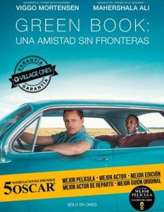 Green Book Garantìa Village Cines (Sàbado 16 Febrero 2019 A001)