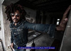 Lenny Kravitz (Lollapalooza Arg 2019 - Foto TyT Group A001)