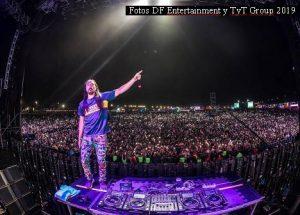 Fotos Show Lollapalooza Arg 2019 (Agencia TyT Group A001)
