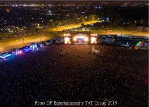 Fotos Show Lollapalooza Arg 2019 (Agencia TyT Group A004)