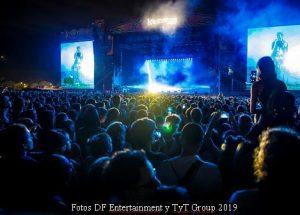 Fotos Show Lollapalooza Arg 2019 (Agencia TyT Group B005)
