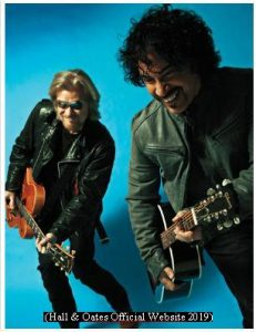 Hall And Oates (H&O Official Website - March 2019 A001)