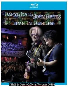 Hall And Oates (H&O Official Website - March 2019 A005)