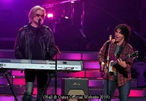 Hall And Oates (H&O Official Website - March 2019 A008)