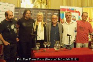 La Trova Rosarina (Foto Paul David Focus - Noticias 1440 A001)