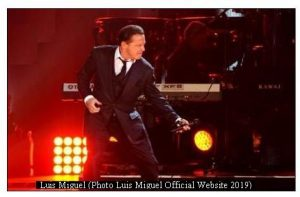 Luis Miguel (Luis Miguel - Official Website 2019 A001)