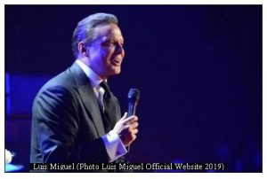 Luis Miguel (Luis Miguel - Official Website 2019 A002)