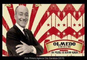 Olmedo, El rey de la risa (Foto Prensa Cris Zurutuza A001)