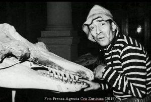 Olmedo, El rey de la risa (Foto Prensa Cris Zurutuza A004)