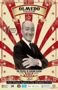 Olmedo, El rey de la risa (Foto Prensa Cris Zurutuza A006)
