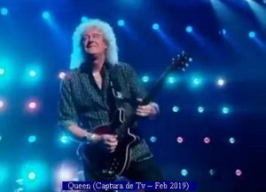 Oscars Awards 2019 (Queen - TV ScreenShot A002)