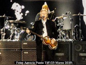 Paul Mc Cartney (Campo Polo Parlermo - Punto Tiff A002)