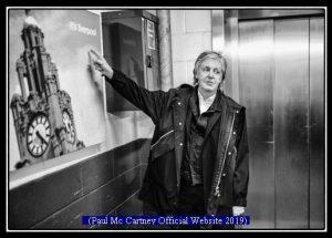 Paul Mc Cartney (Foto Paul Mc Cartney Official Web Site A005)