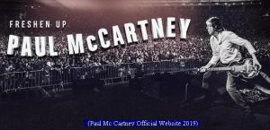 Paul Mc Cartney (Foto Paul Mc Cartney Official Web Site A008).