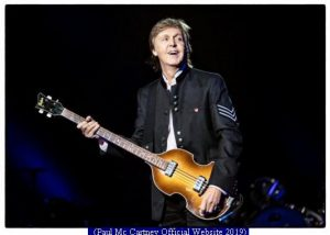 Paul Mc Cartney (Foto Paul Mc Cartney Official Web Site A009).