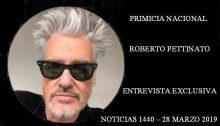 Roberto Pettinato (Foto Agencia Tangente A000)