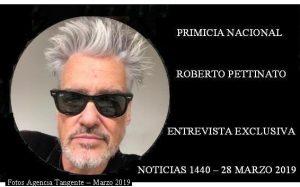 Roberto Pettinato (Foto Agencia Tangente A012)