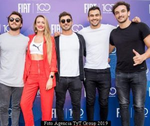 Agapornis (Aniversario FIAT 100 Años - TyT Group 2019 A003)