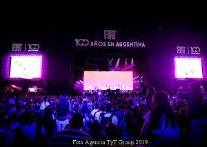 Agapornis (Aniversario FIAT 100 Años - TyT Group 2019 A007)