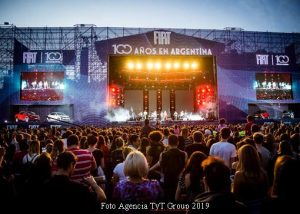 Agapornis (Aniversario FIAT 100 Años - TyT Group 2019 A008)