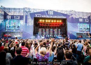 Agapornis (Aniversario FIAT 100 Años - TyT Group 2019 A012)
