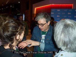 BAFICI 21 Film juansebastian (Foto Paul David Focus - Noticias 1440 A001)