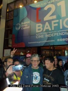 BAFICI 21 Film juansebastian (Foto Paul David Focus - Noticias 1440 A002)