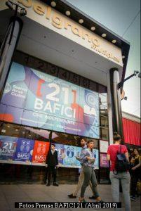 Balance BAFICI 21 (Foto Premsa BAFICI AA008)