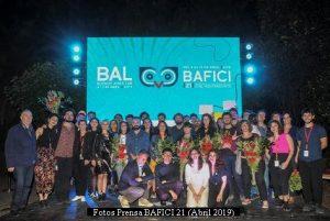 Balance BAFICI 21 (Foto Premsa BAFICI AA009)