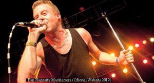Ben Haggerty Macklemore (Macklemore Official Web Site A001)