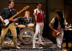 Bohemian Rhapsody (Foto Prensa Marketing - 20 Century Fox A005)
