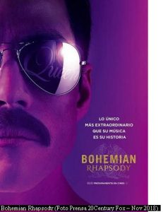 Bohemian Rhapsody (Foto Prensa Marketing - 20 Century Fox A015)