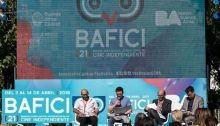 Jurado Premios BAFICI (Foto Prensa BAFICI 21 A005)