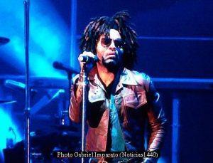 Lenny Kravitz (Lollapalooza Arg 2019 - Foto Gabriel Imparato A001)